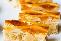 Traditional Norwegian cakes and desserts