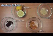 Homemade Medicines