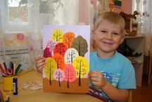 поделки и рисунки для детей