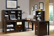 office ideas / by Lisa Santee