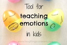 Social-Emotional Learning / Resources, book lists, activity ideas to help parents and teachers support students as they are developing their social and emotional skills. #problemsolving #emotions #feelings #confidence #personalspace #preschool  / by WXXI Education