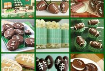 Game time eats / by Karen Dickerson