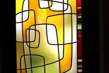 Vitrail et vitraux d'art / Vitrail d'art.
