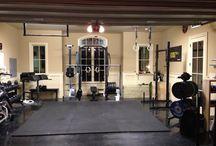 Personal training studio ideas / Health & fitness.