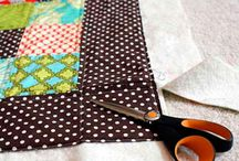 quilting / by Terri Erwin