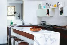 wrapped counter tops / by Crystalyn Bobek Hummel