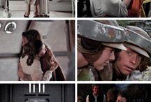 Luke Skywalker *Leia Skywalker