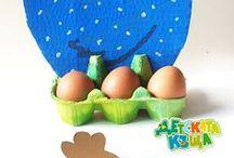 basteln Ostern