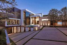 * Exterior - Residential Gates & Garages