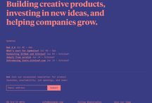 Typography and sites