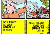 Political Cartoons / Taking some comic relief from the politics that prevail.  All cartoons have a little something to do with the situations Israel faces. / by Jerusalem Connection