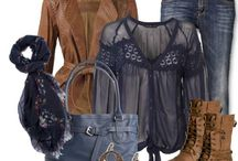 BLUE bag OUTFITS
