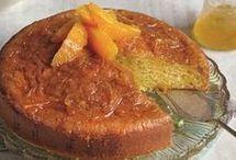 Cake Spanish orange