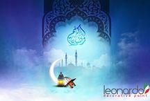 Ramadan Geetings By Leonardo...