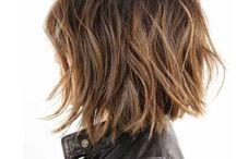 shoulder length hair cuts