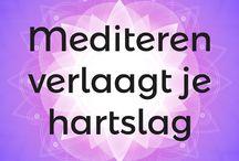 Meditatie Weetjes