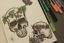 FAT KAT tattoo ideas and works