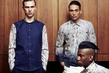 Casely-Hayford AW13 look book