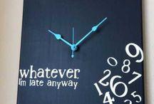 Clock ideas