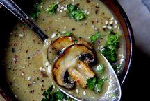 Soups / Zupy ,,Magia w kuchni,,