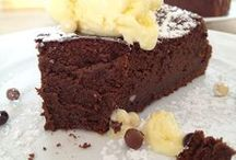 chocolate sin harina
