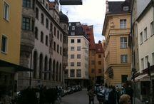 home / um München