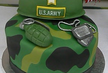 Camo/Army Party
