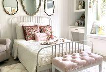 Sloan's room