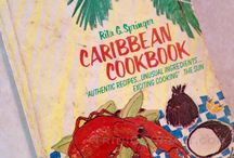 Caribbean Cookbooks / My favourite Caribbean Cookbooks / by Caribbean Glam