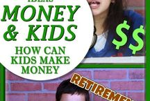 Money Management for Kids / Teaching our kids about how to manage their money at a young age is so important.  Learn more about this important life skill.