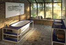 BEYOND- Glass / Glass Idromassaggio, the dynamic wellbeing producer from Italy, presented Naked, a highly original collection of baths designed by Giopato & Coombes.