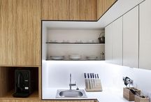 residential kitchen.