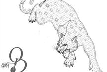 Animal lace