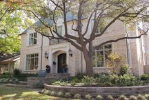 Completed | 3629 Dartmouth / Stately Highland Park French home.
