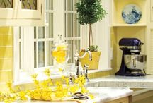 Yellow - you are my sunshine! / Bring the warmth of the sun inside your home!