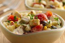 Salad's  / by Karen Monk-Moeckel
