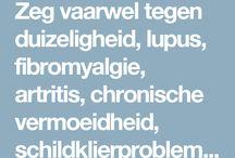 artritisvermoeidheid enz