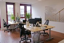 Cologne shareDnC Hosts / This collection of our hosts in Cologne shows you our unique spaces to work, meet and collaborate.