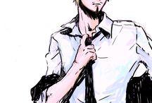 ♥Vinsmoke Sanji♥[My Love *w*]