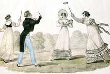 1800-1820 Fashion Plates and Engravings / by Aubry