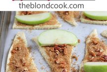 An Apple a Day: Apple Recipes!