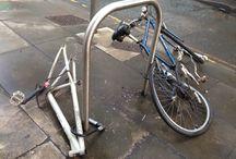 Broken Bicycles / Broken bicycles