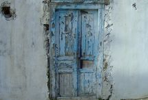 Old doors...oude deuren / Old doors..oude deuren