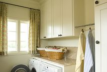 Laundry Room / by Amanda Hardin (highheelstohotwheels.com)