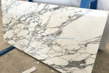 หิน อาราเบสกาโต้ ( Arabescato ) ขนาดพิเศษ ทำท็อปโต๊ะ / หิน อาราเบสกาโต้ ( Arabescato ) ขนาดพิเศษ ทำท็อปโต๊ะ Tel: 02-889-4997, 081-876-2527, 081-784-1661 www.thaistoneshop.com