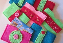 Gift Wrapping Ideas / by Marie Neff
