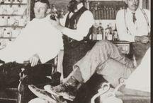 vintage craft / Hair dressing & Barbering