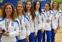 Greece women's national goalball team