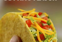 New Turkey Tacos Made With JENNIE-O® Turkey / Eat Well With Del / by Del Taco Restaurants