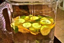 infused water / all about recipes of infused water